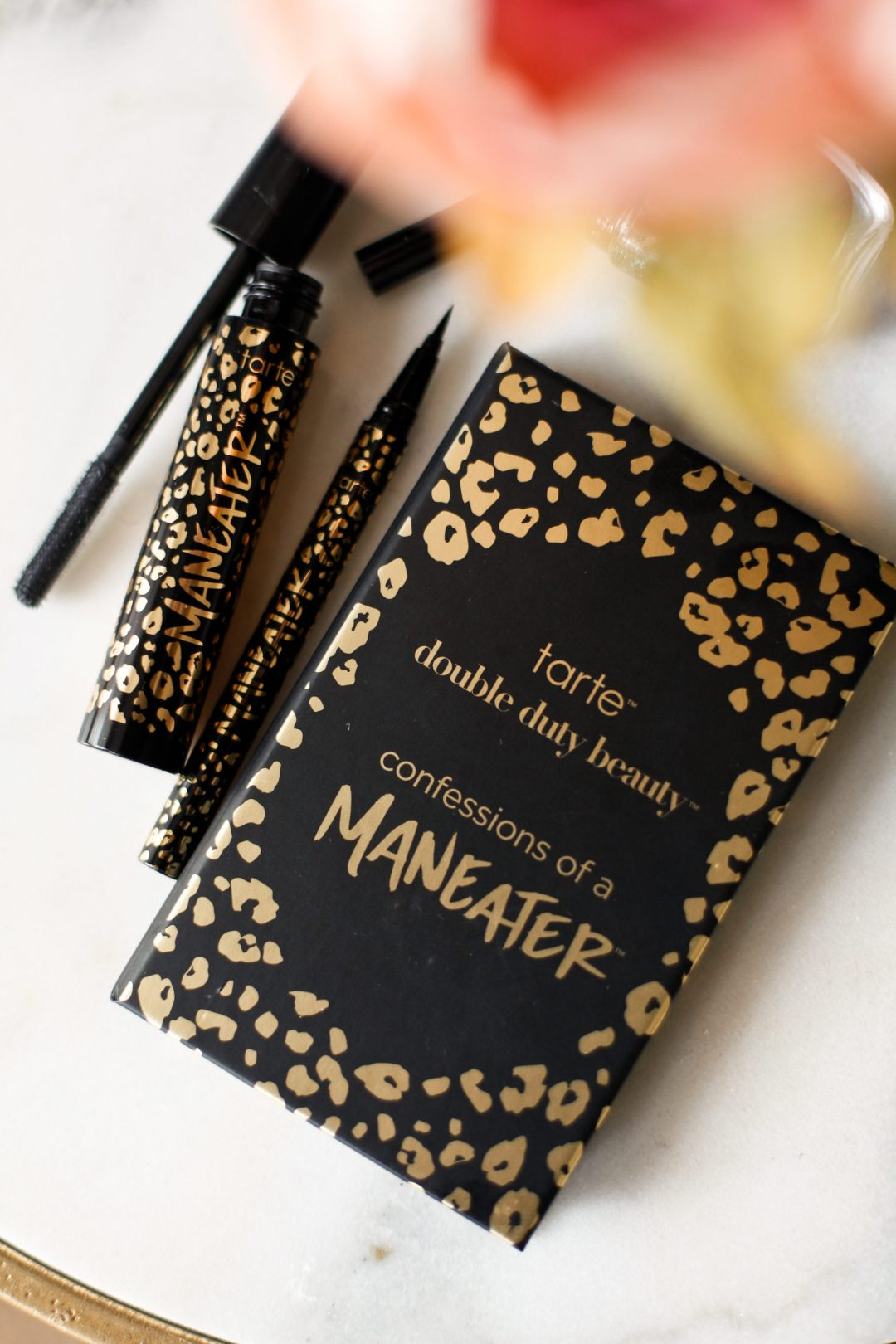 Tarte's Confessions of a Maneater Eye & Cheek Palette