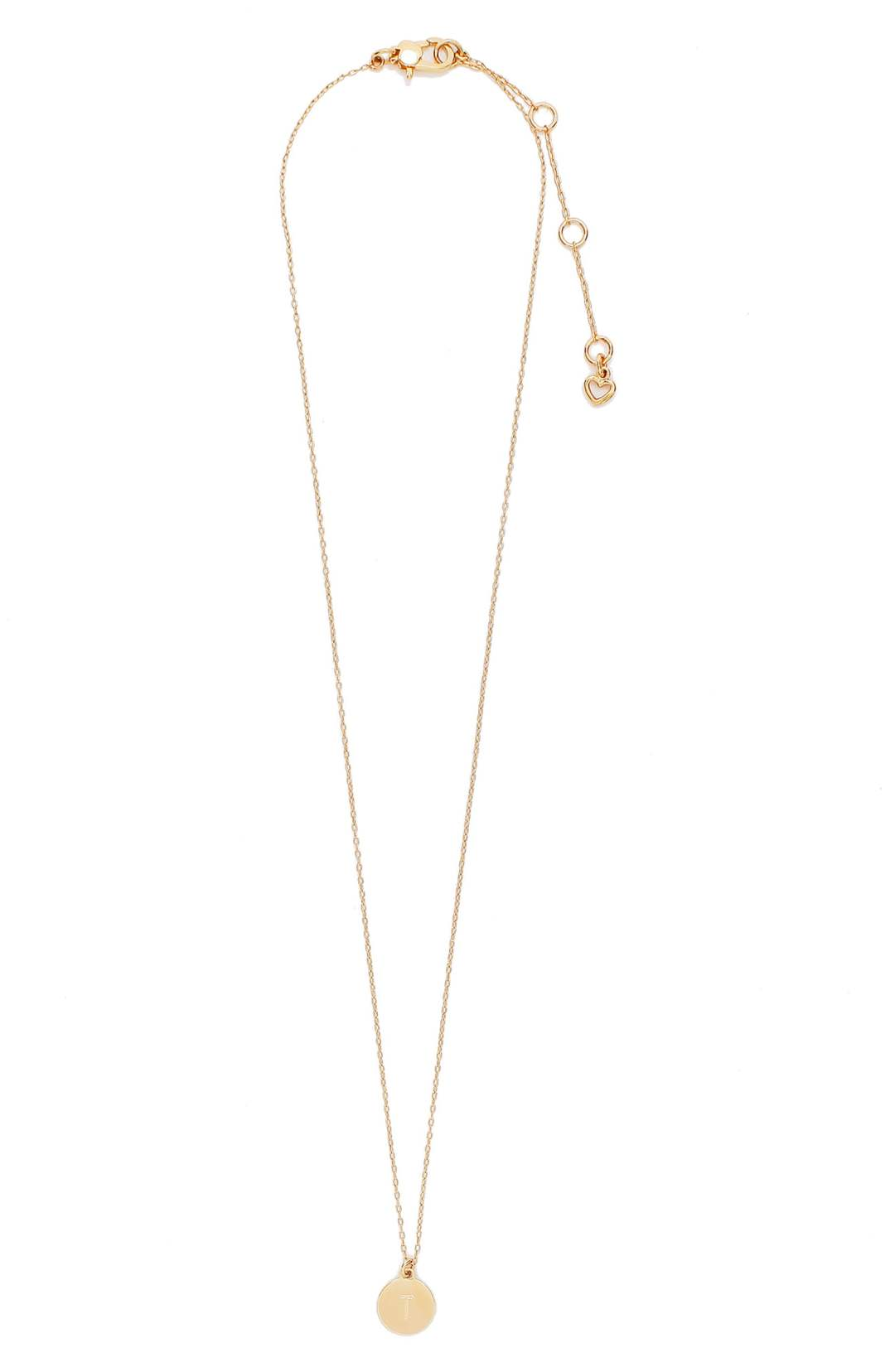 Kate Spade New York Mini Initial Pendant Necklace