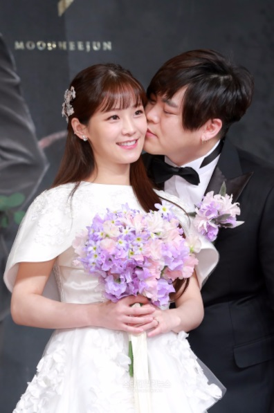 Moon Hee Jun dan Soyul