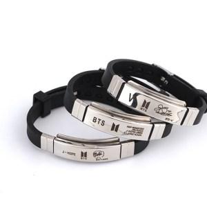bts bracelet wristband wriststrap
