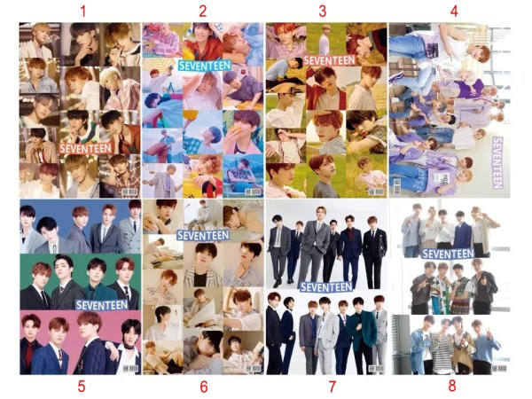 seventeen svt posters photos poster photo