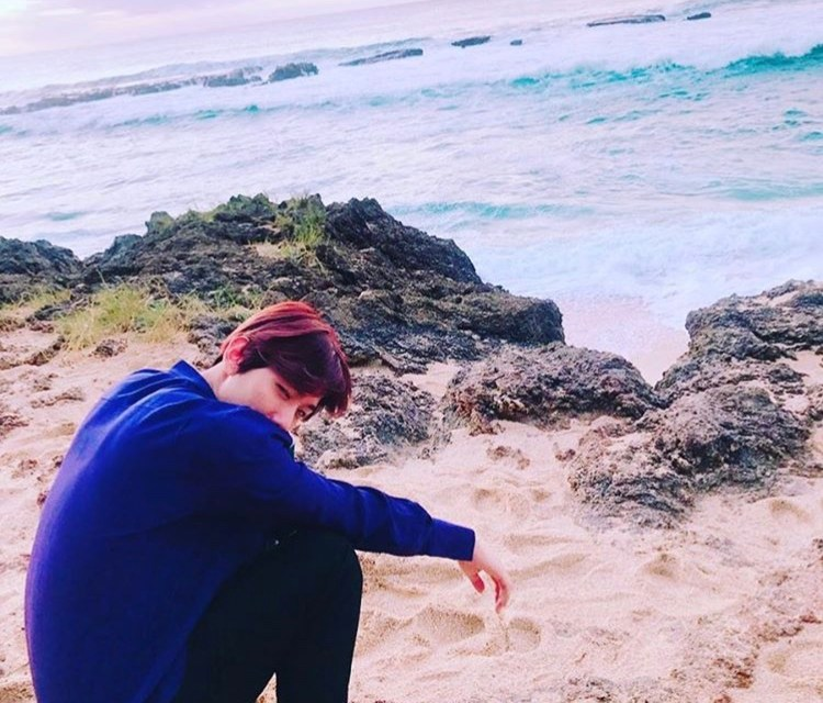 EXO in Hawaii: social style