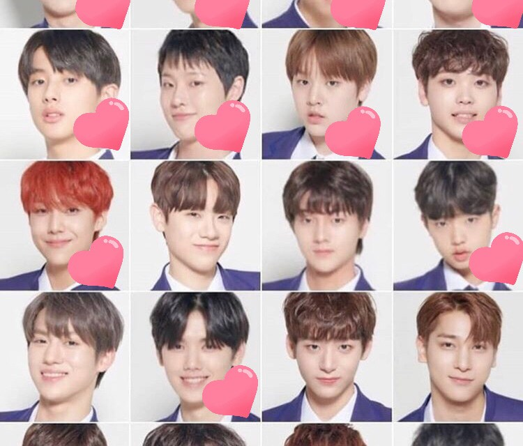 'Produce X 101' finale picks