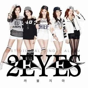 2Eyes 1st Single Album