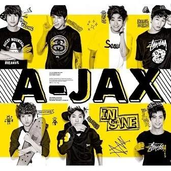 A-Jax 2nd mini-Album