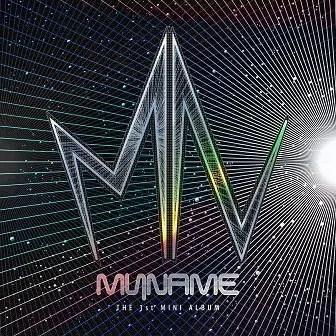 MYNAME 1st mini-Album