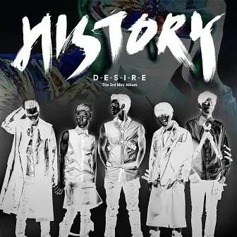 HISTORY 3rd mini-Album