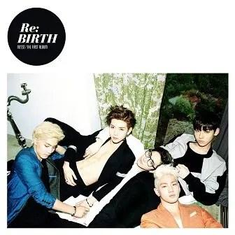 NU'EST 1st Album