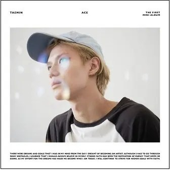 Taemin 1st mini-Album