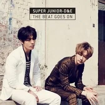 Donghae Eunhyuk Beat Goes On EP