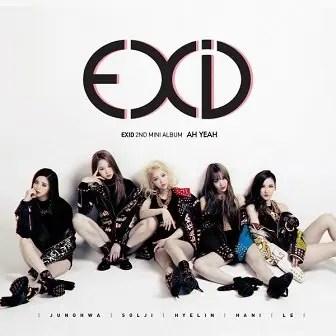 EXID 2nd mini-Album