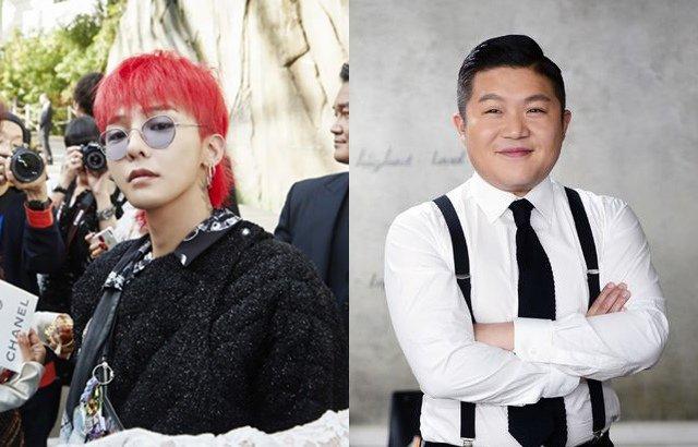 G-Dragon,曹世鎬在巴黎驚喜相見! - Kpopn