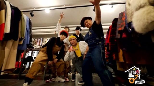 「丹邕奐」在《無理的同居》和前輩組成新男團「望遠洞五兄弟」? - Kpopn