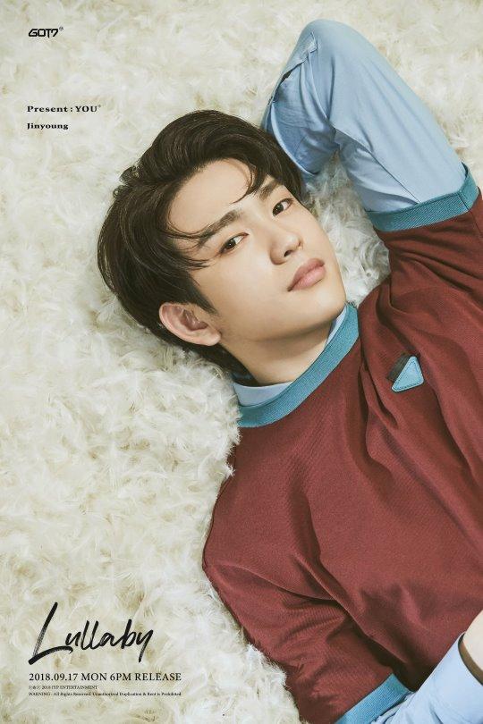 GOT7 正規三輯《Present : YOU》Mark,珍榮個人概念照公開 - Kpopn