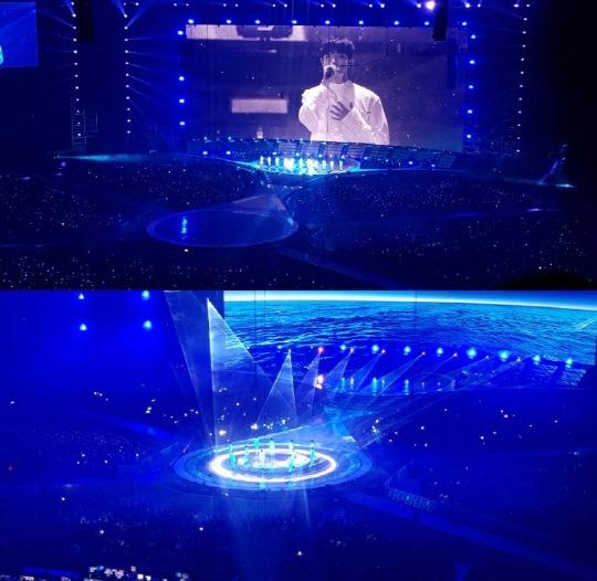 Wanna One 解散演唱會第一天成員們哭成淚人兒。粉絲跟著爆哭! - Kpopn