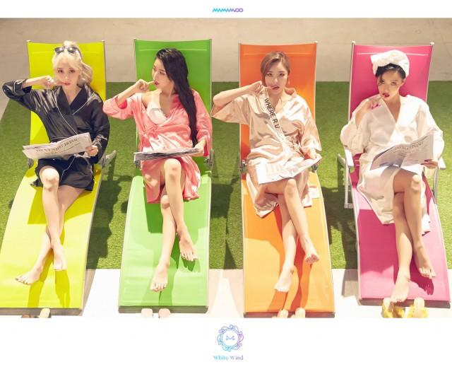「信聽」MAMAMOO 發片回歸!新曲《gogobebe》MV 公開 - Kpopn
