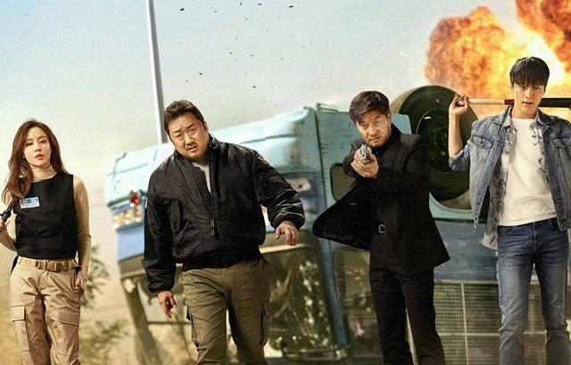《壞傢伙們:The Movie》上映三日觀影人次破百萬! - Kpopn