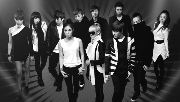 YG 股價微跌 - Kpopn