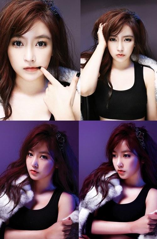 T-ara 回歸概念照:昭妍 - Kpopn