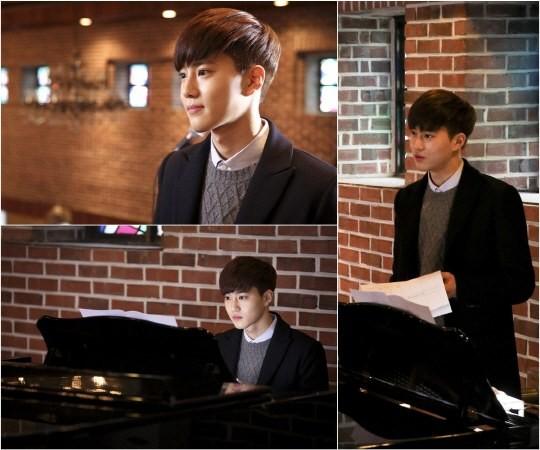 Su Ho 客串「總理與我」 - Kpopn