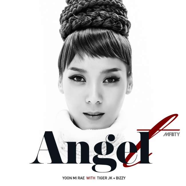 尹美萊新曲《Angel》MV - Kpopn