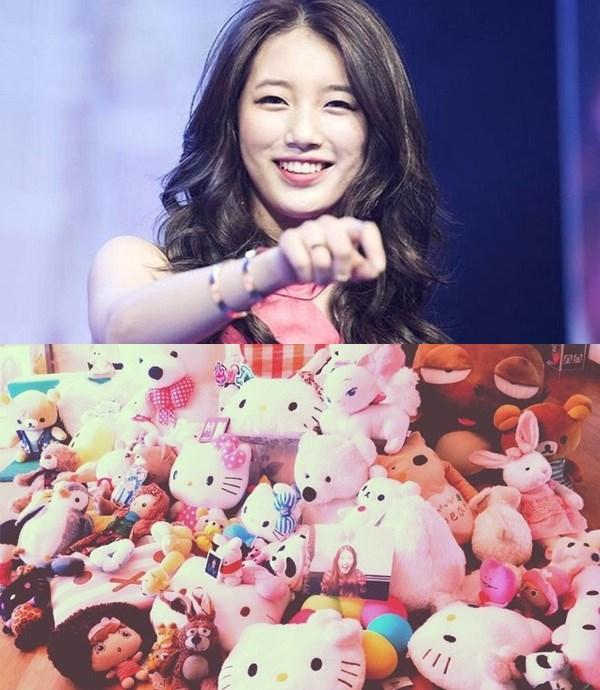 Suzy 捐贈娃娃做公益 - Kpopn