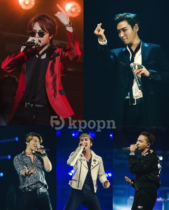 BIGBANG 演唱會,慶功完美落幕 - Kpopn