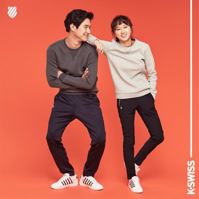 柳惠英,有三位還穿綠色條紋衣(是有講好嗎XD),英語: Go Kyung-Pyo ,樸寶劍的休閒畫報 - Kpopn