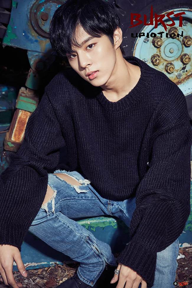 UP10TION 21日發行新輯,概念照公開 - Kpopn