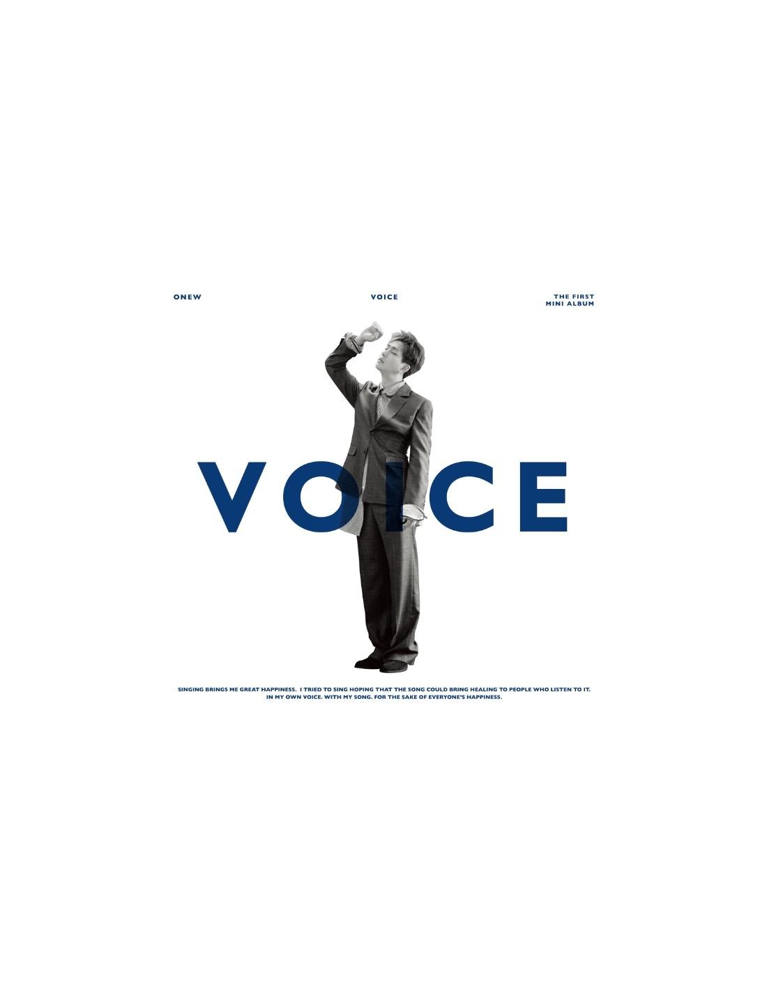 Onew 1st Mini Album