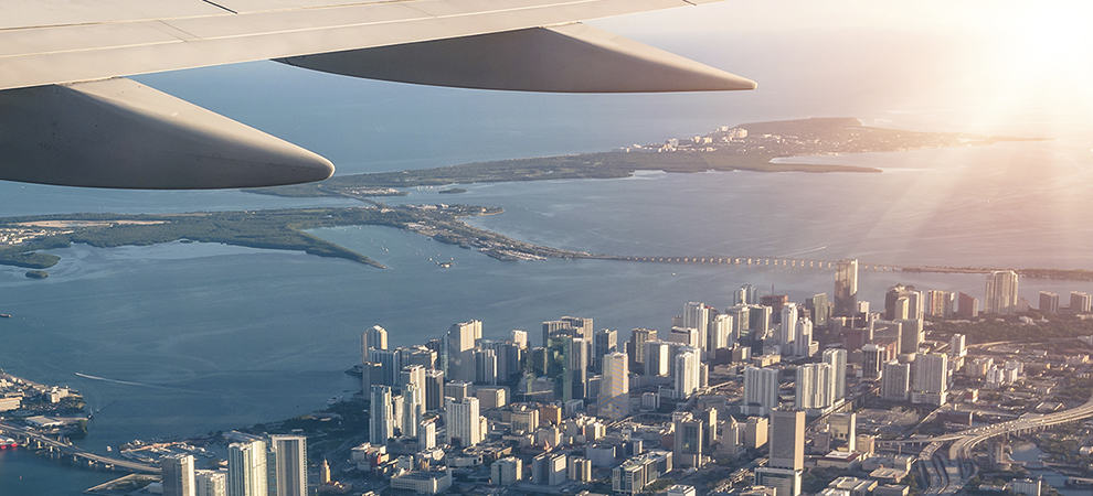 Inbound New York Buyers Boost Miami Soaring Home Sales in August