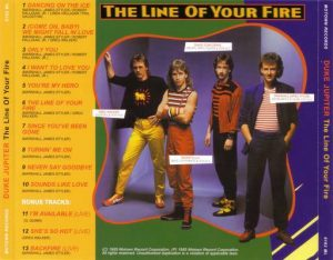 Duke-Jupiter-The-Line-Of-Your-Fire-1985-Back-Cover-53567
