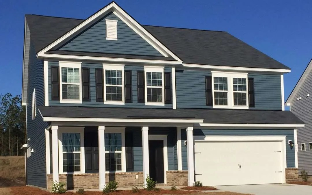 Choosing The Right Vinyl Siding Colors For Your Home  KP