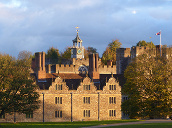 Knole House in Seven Oaks
