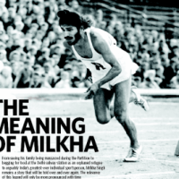 The Flying Sikh and the Meaning of Milkha Singh  #SundayReading