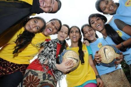 Mumbra's Muslim Girls Kick Out Stereotypes...