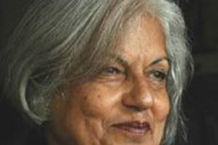 In a First, an Indian Lawyer, Indira Jaising...
