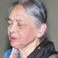 Sulabha Brahme, 84, noted economist passes away #RIP