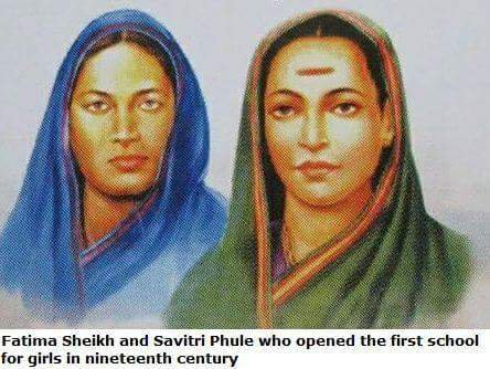 India - First girls' school started by Savitribai Phule and Fatima Begum to converted into commercial complex #WTFnews