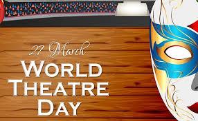 Theatre Zindabad on #WorldTheatreDay