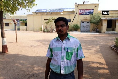Bastar scribe Santosh Yadav is finally out...