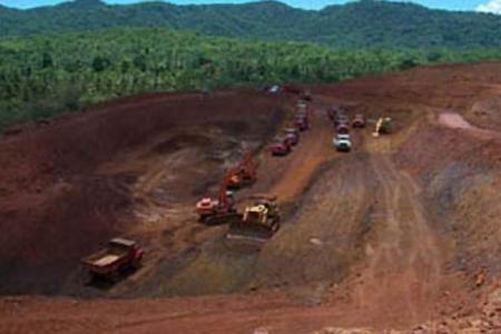 Goa- Mining Dues and Mining Distress