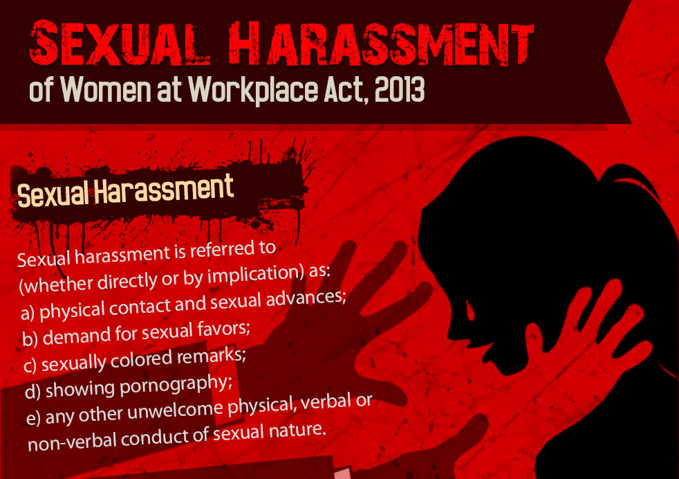 Sexual Harassment Laws In The Workplace