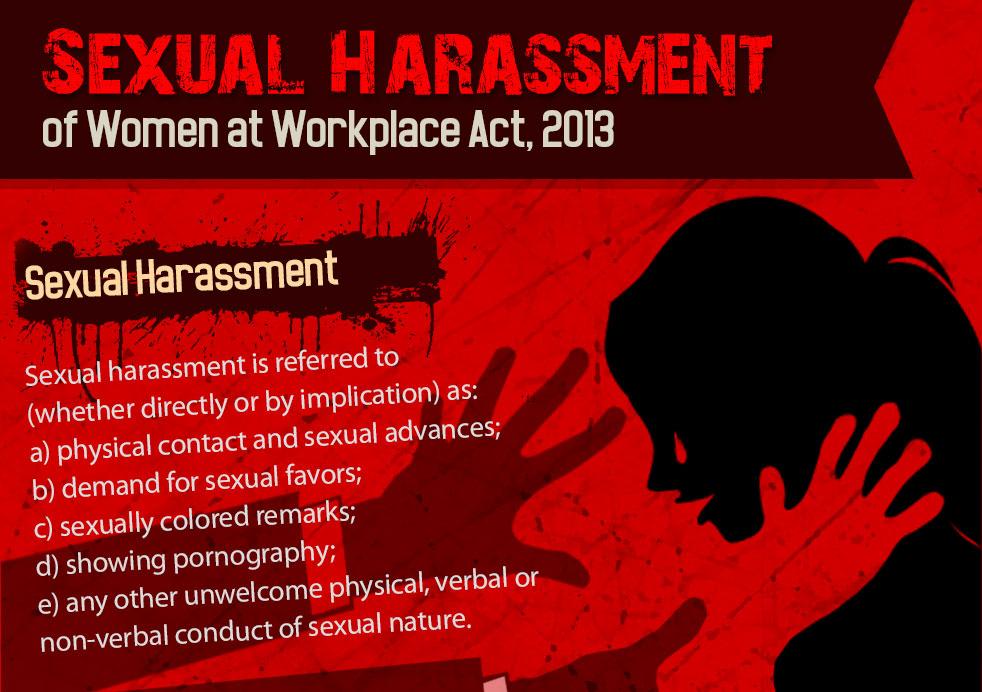 Sexual Harrassment Act
