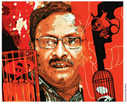 Activists condemn the inhuman treatment of Prof. GN Saibaba by the Maharastra government