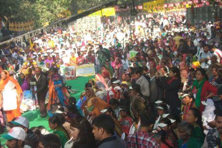"""Kisan Mukti Sansad Passes""""Farmers Freedom..."""