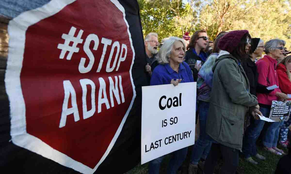 India - Adani mining giant facing renewed claims of $600m fraud  #StopAdani