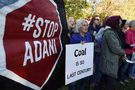 Adani Group Loses Rs 9,000 Crore in Market...