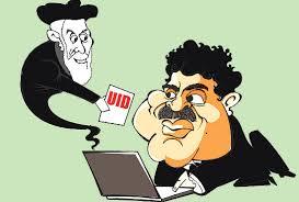 India – Has Nandan Nilekani sold  #Aadhaar...