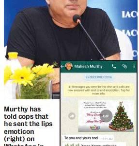 Sexual Harassment  case – Mahesh murthy-...